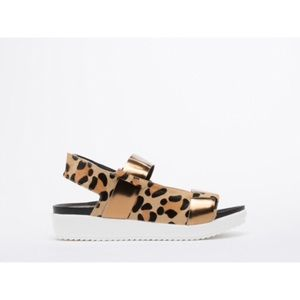 YES Shoes - Warrenton by YES - Cheetah Print Flats
