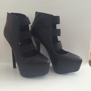 Platform heels by Steve Madden