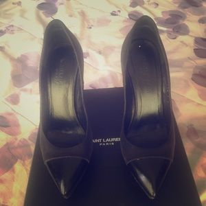 Authentic YSL heels