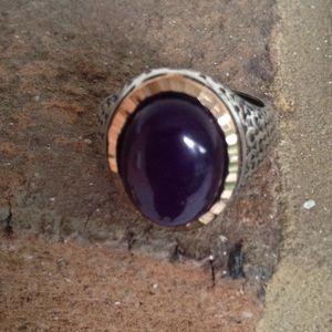 Jewelry - Vintage Amethyst Ring.