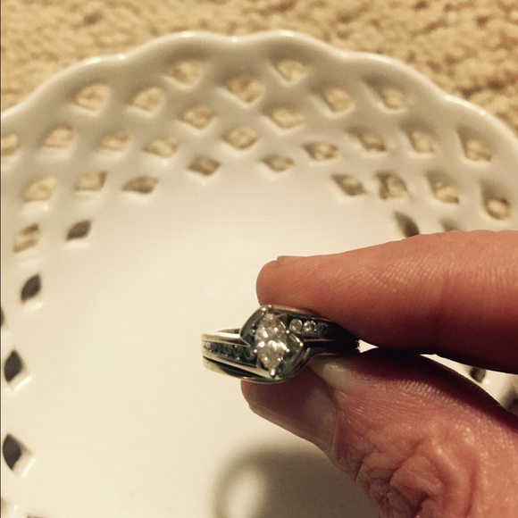 33% off Helzberg Jewelry Diamond Engagement Ring from Amy s closet on P