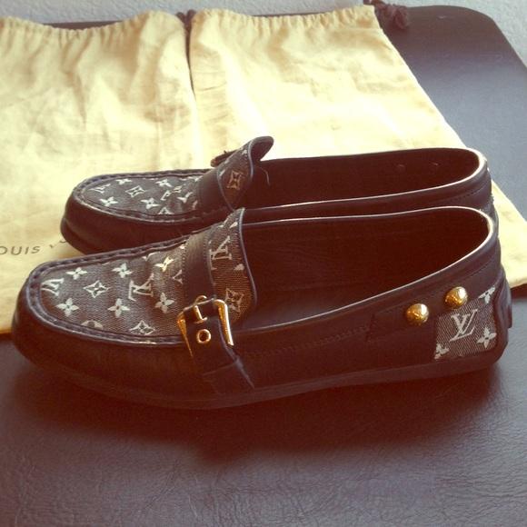 2c713d6cb98e Louis Vuitton Shoes - Authentic Louis Vuitton Women loafers