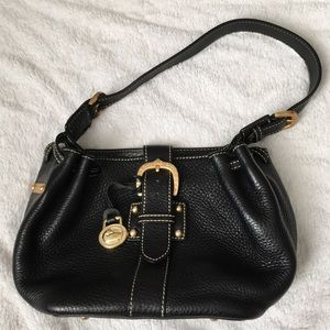 Authentic Dooney & Bourke all weather leather mini