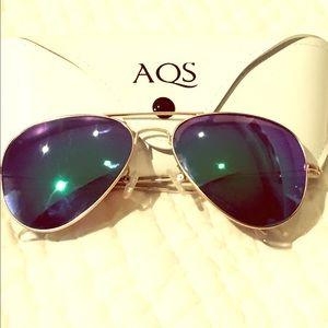 AQS Accessories - AQS Mirrored sunglasses