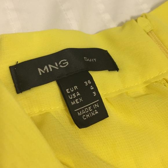Mango Skirts - MNG by Mango Midi Skirt