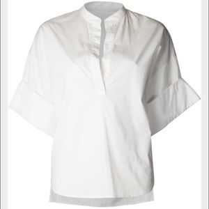 3.1 Phillip Lim Tops - 3.1 Phillip Lim Oversized shirt with rolled cuffs