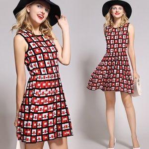 Knit dress - M