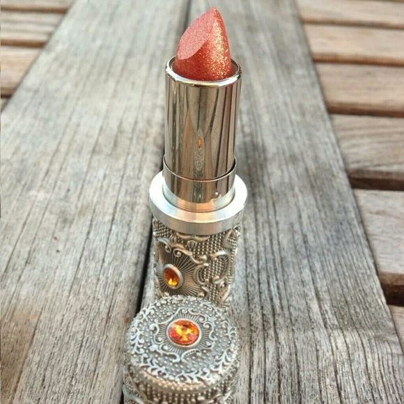 Image result for Models Prefer Collectible Lipstick w/ Swarovski Crystal Elements