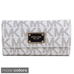 NOT for sale! Looking for MK wallets or bag.