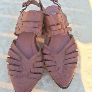 Shoes - Brawn shoes