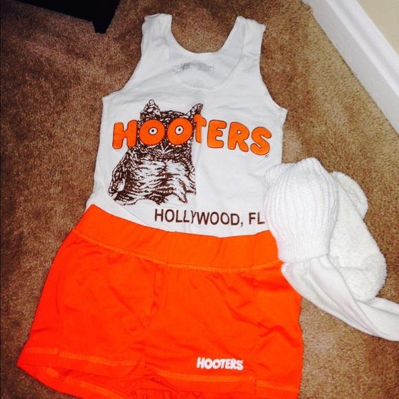50 Off Other - Authentic Hooters Halloween Costume Old -6589