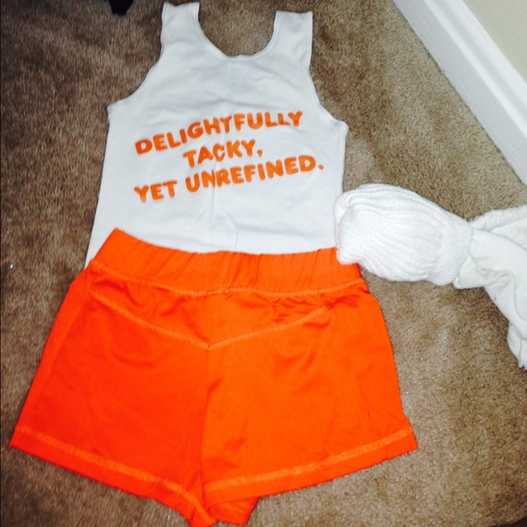 50 off other  authentic hooters halloween costume old