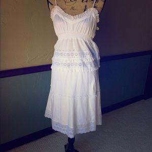Dresses & Skirts - 🌺🌺Summer White!