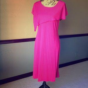 Dresses & Skirts - Asymmetrical top dress💞