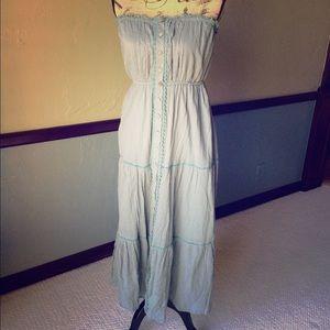 Dresses & Skirts - Summer sleeveless midi