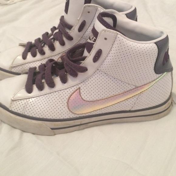 Nike Shoes Purplecolor Changing Blazers Poshmark