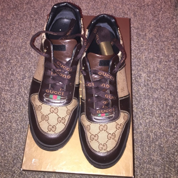 fedfc099afa Gucci Other - Gucci sneakers size 7 1-2 men