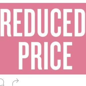 Reduced price !