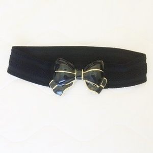 ASOS Accessories - Bow Buckle Belt