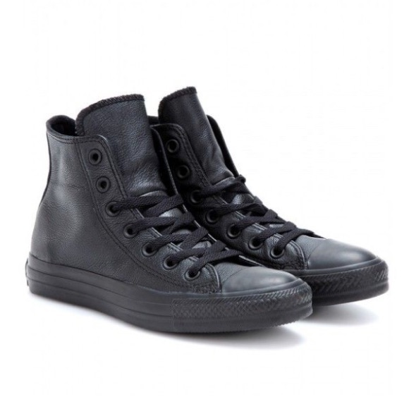 c7397cc8f4f352 Converse Shoes - Chuck Taylor Converse All Star Leather High Tops