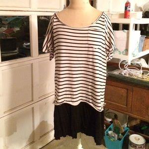 Free People Striped Dress 旅
