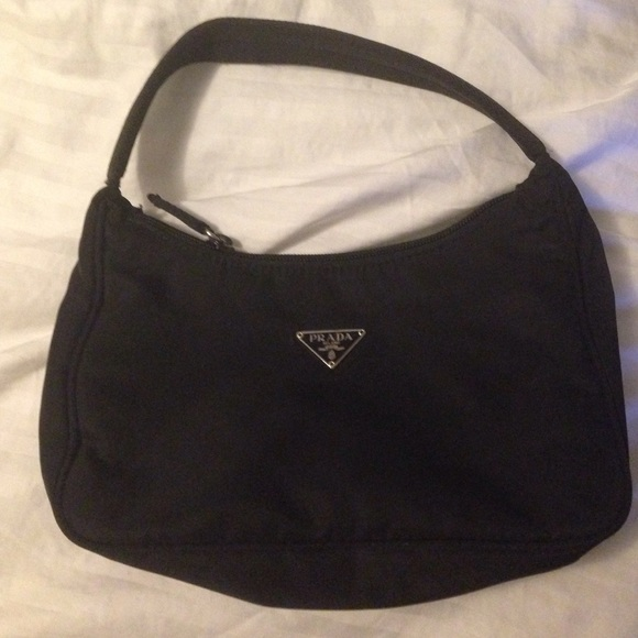 Prada Bags | Small Nylon Bag | Poshmark
