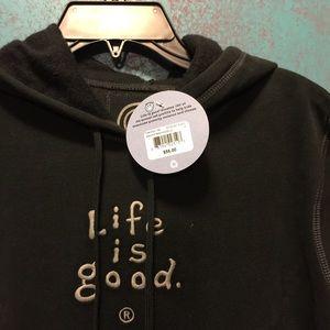 Life is Good Sweatshirt Hoodie