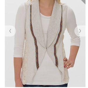 Daytrip Tops - Daytrip French Terry Vest Size Medium