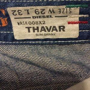 da8e8f0f Diesel Jeans   Slimskinny Thavar 008x2   Poshmark