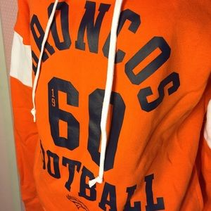 Victoria s Secret Sweaters - Denver Broncos PINK Victoria s Secret ... e99ff433d