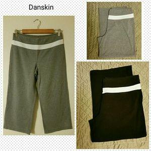"Danskin  Pants - ""FINAL PRICE"" Capri pants for 2"