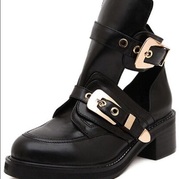 Balenciaga Cut Out Boot Dupes 38548ce3a021