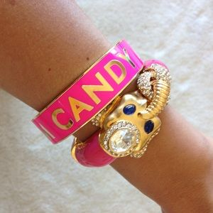 Kate spade arm candy bangle