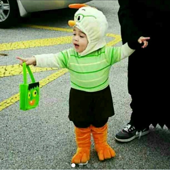 Chicken Little Halloween costume & Disney Other | Chicken Little Halloween Costume | Poshmark