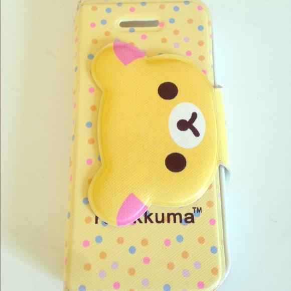 info for a7ebc 210ae iPhone 5c Rilakkuma Phone Case💕