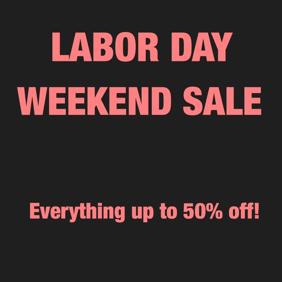 99 off other labor day weekend sale from lauren 39 s closet on poshmark. Black Bedroom Furniture Sets. Home Design Ideas