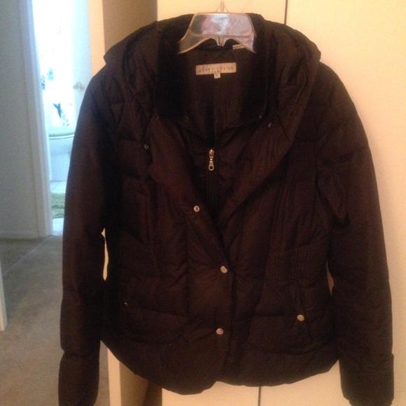 253ef218a05 Larry Levine Outerwear - Larry Levine Down Jacket