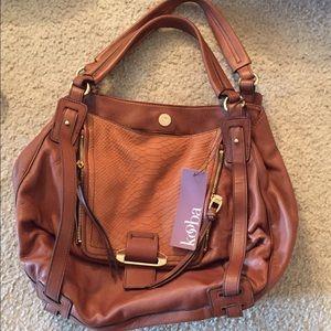 Kooba Handbags - Kooba Jonnie Leather Tote