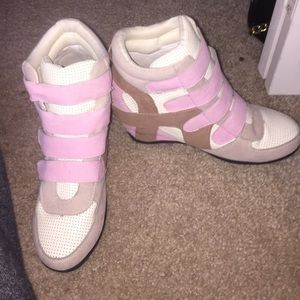 Rue 21 Shoes - Wedge Sneakers