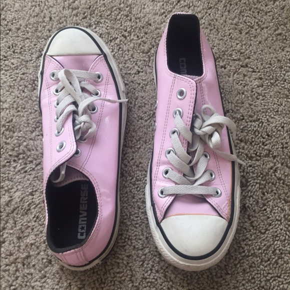 ee3e9aaf1384 Converse Shoes - PATENT LEATHER PINK CONVERSE