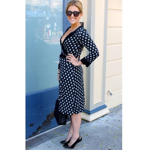 b64cc733db4 Diane von Furstenberg Dresses & Skirts - [DVF]taurus wrap dress