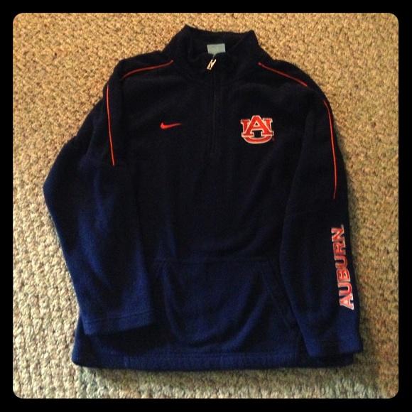 Nike Jackets & Blazers - Auburn fleece