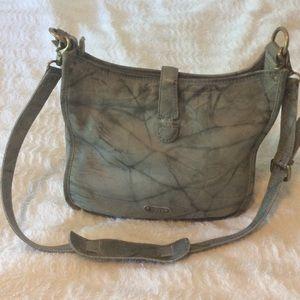 80922fdf0 Frye Bags | Campus Crossbody In Grey Dakota Leather | Poshmark