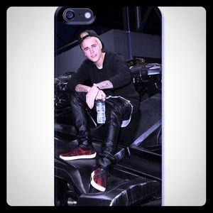 Other - Justin Bieber custom iPhone 4 case