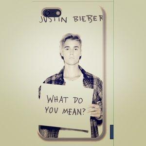 Other - Justin Bieber Custom IPhone 6 case