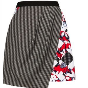 Peter Pilotto asymmetrical skirt