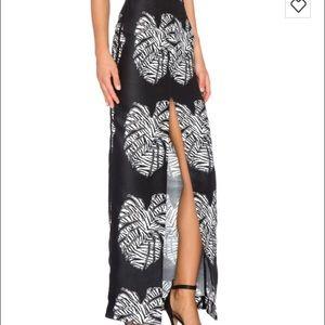 Solace London Cassie Maxi Skirt