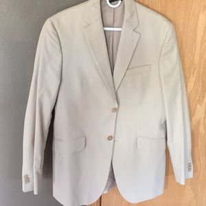 Banana Republic Jackets & Coats - Men's tan blazer