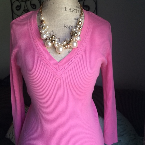 Ralph Lauren - 🎀 bubblegum pink sweater from ! dee's closet on ...