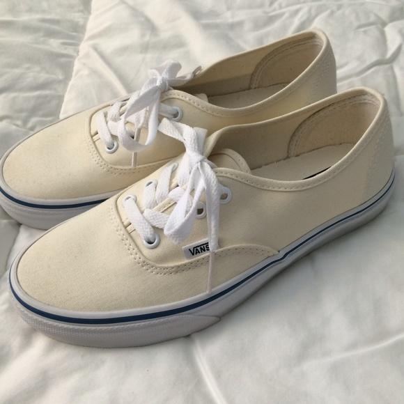 vans authentic off white sale
